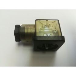 Konektor elektroventilu